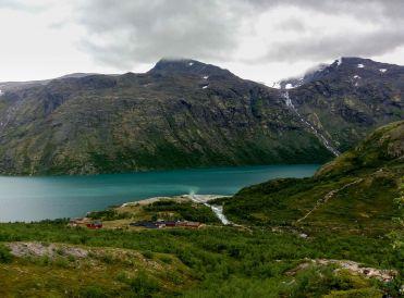 Рельеф Норвегии