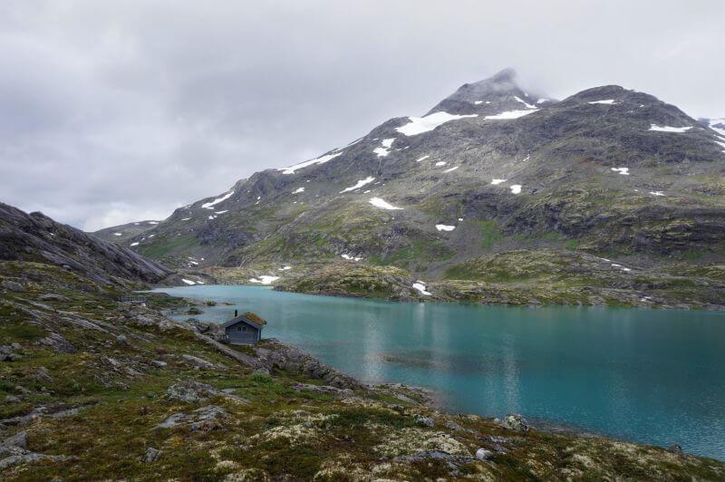 Бирюзовые озера Норвегии