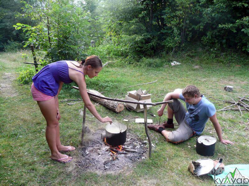 готовим еду