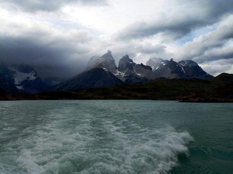 Суровая погода Патагонии