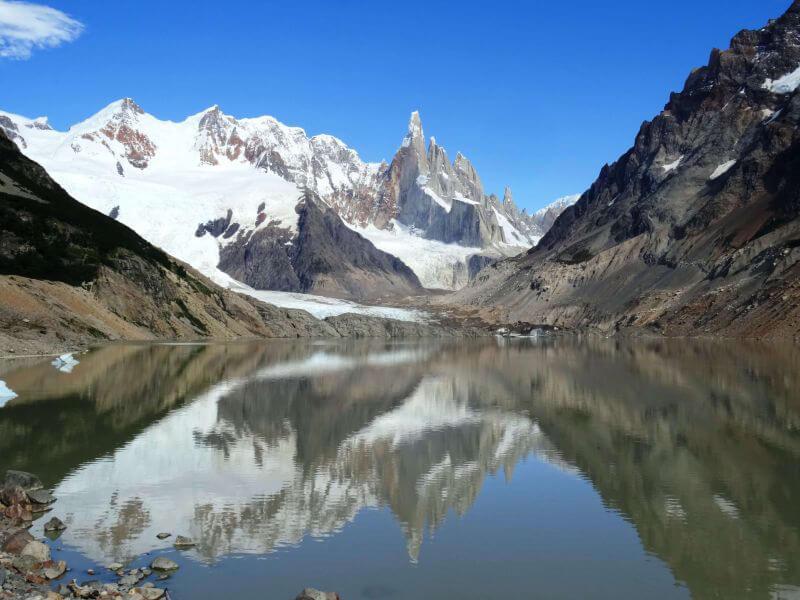 Озера Патагонии