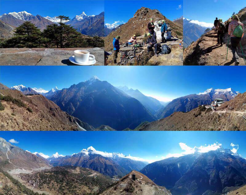 Виды на Эверест