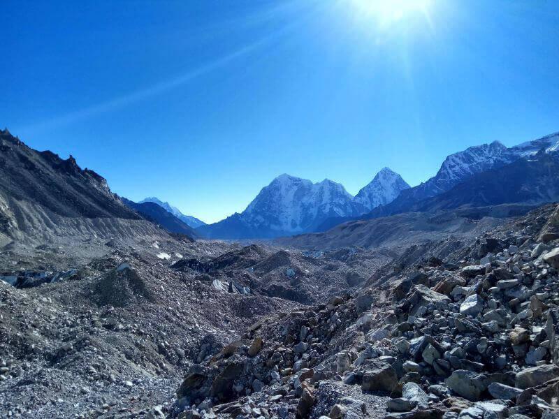 Эверест - вершина мира