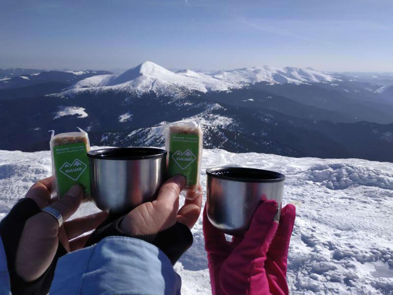 Самый вкусный чай в горах