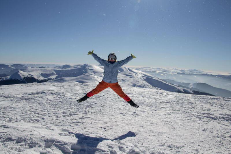 Счастье в горах
