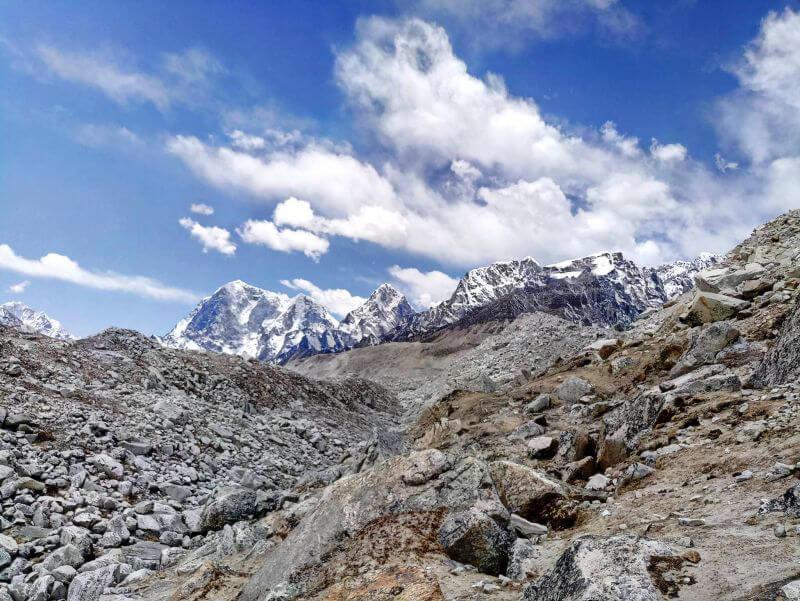 Еверест - Лхоцзе - Нупцзе
