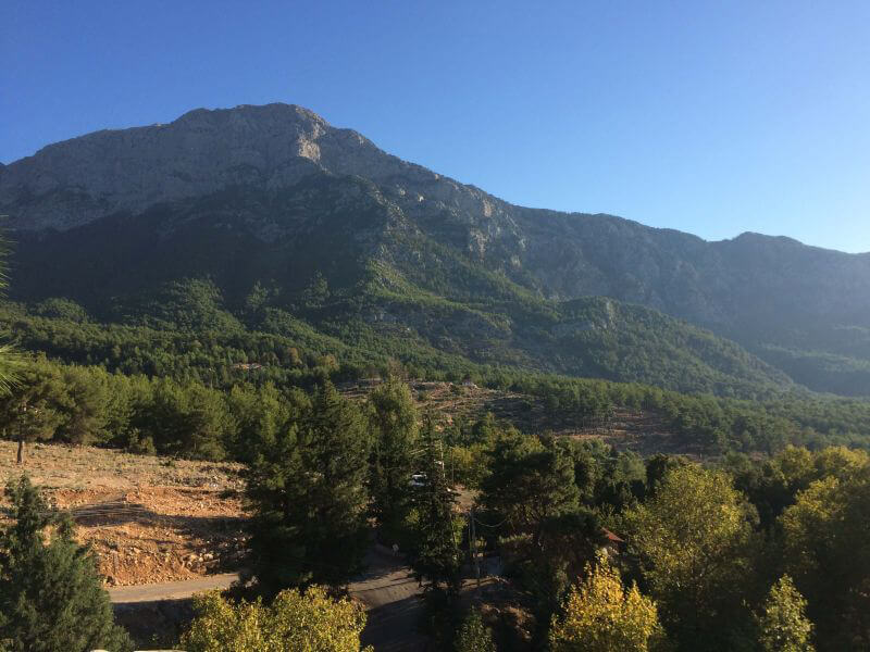 Поход по горам Турции