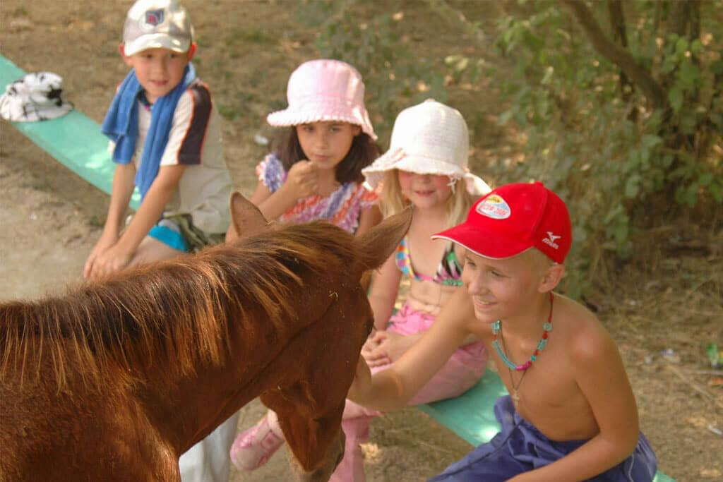 Сказка Демерджи - поход по Крыму с детьми