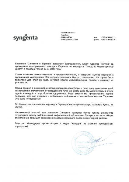 Корпоративний похід в Карпати для компанії Synueynf Україна