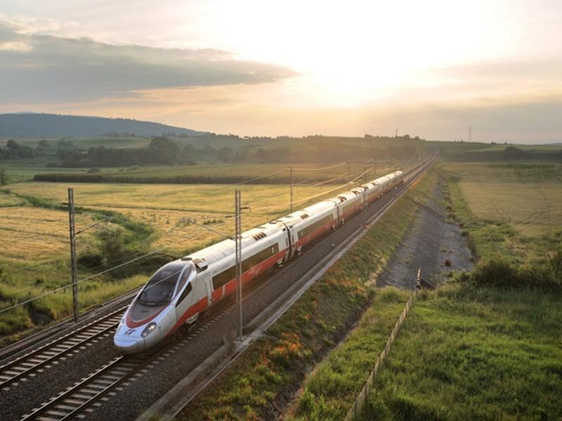 Поезд в Аосту