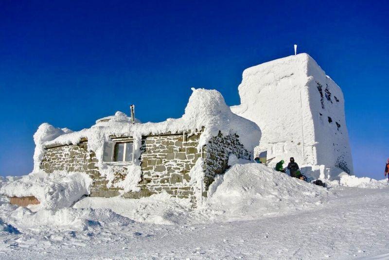 Обсерваторія в Карпатах Білий Слон
