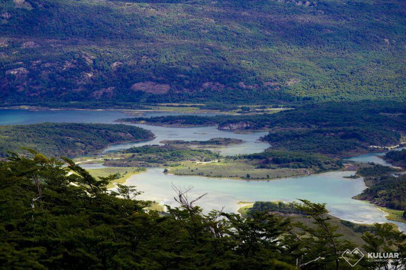 нац парк Tierra del Fuego