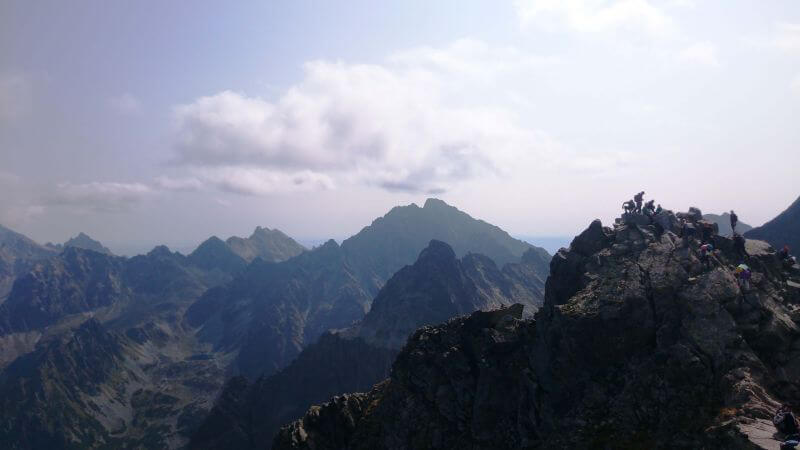 Польские Татры горы