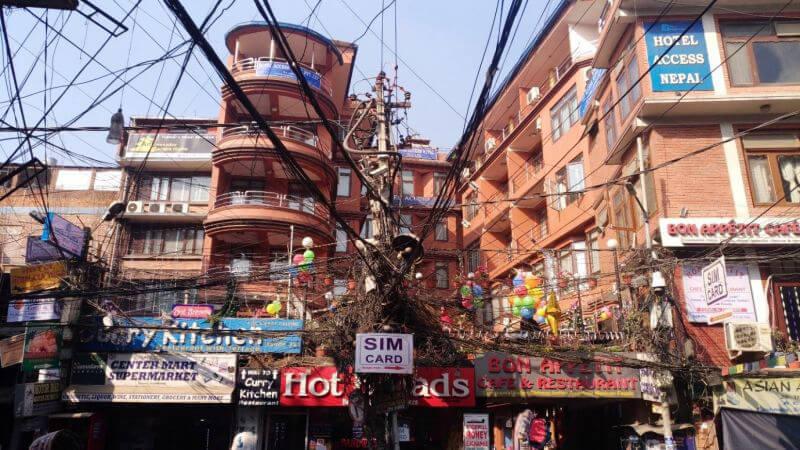 Чудеса электричества в Непале