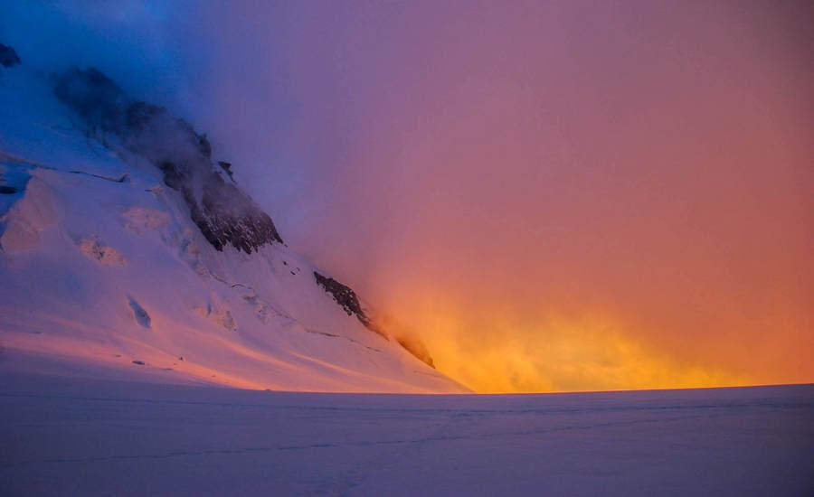 Походы и восхождения в Альпах