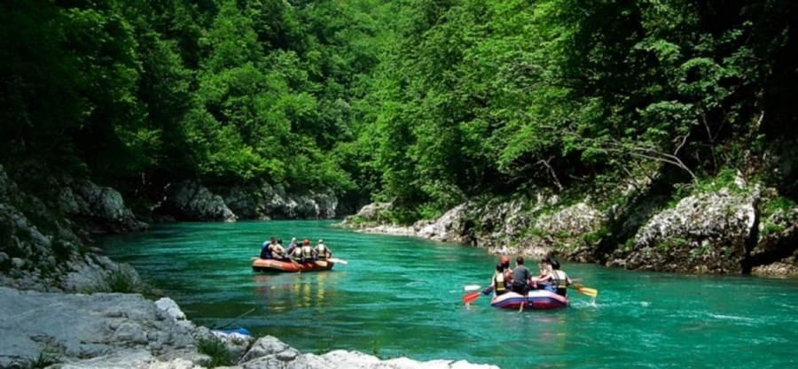 Легкий поход по Черногории