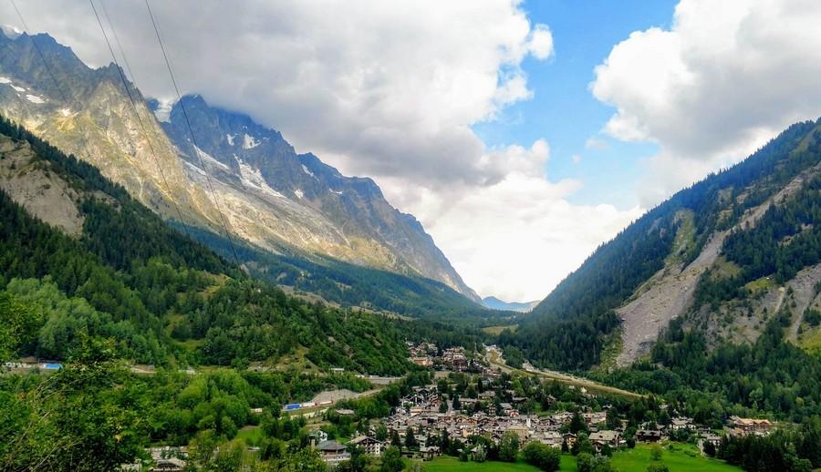 Походы в Альпах