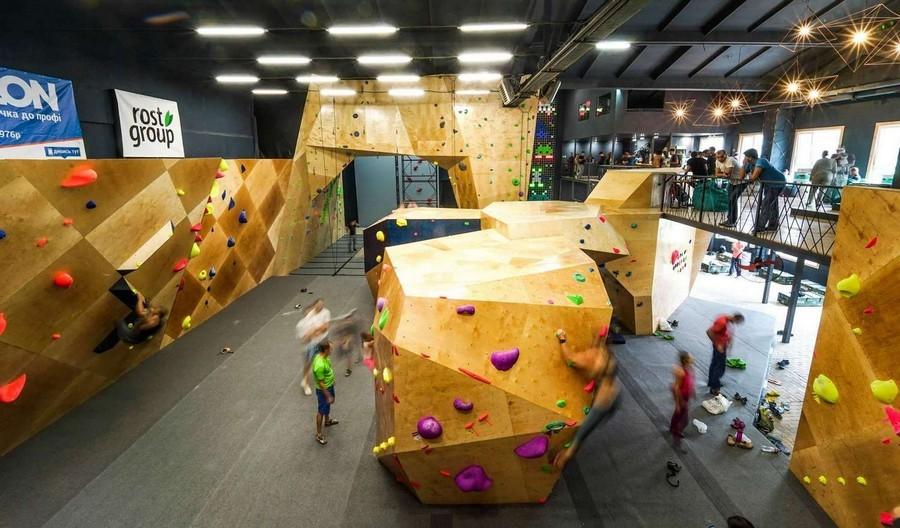скалодром Climbing Space