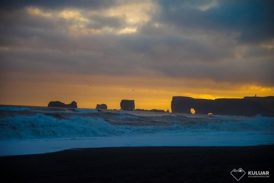 Побережье Исландии