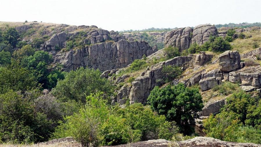 Актовский каньон и Трикратский лес