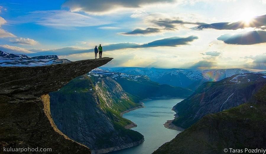 Походы по Норвегии