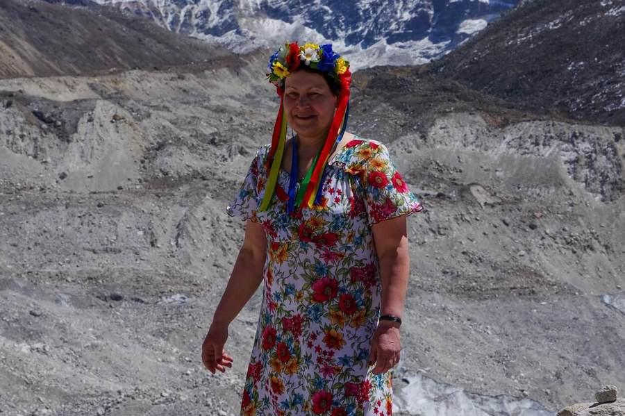 мама Кулуара в Непале