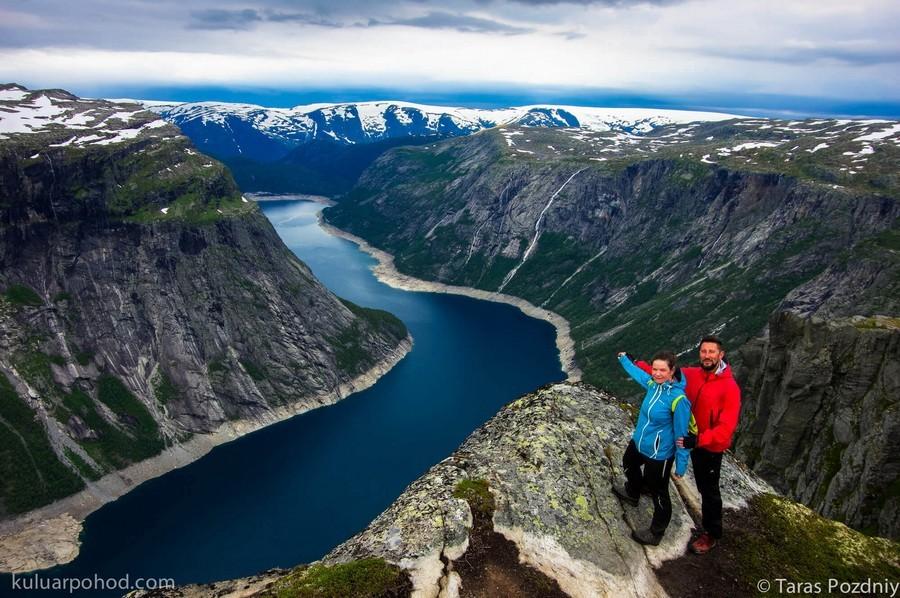 Походы по Норвегии с Кулуар
