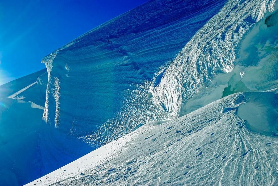Альпы зимой