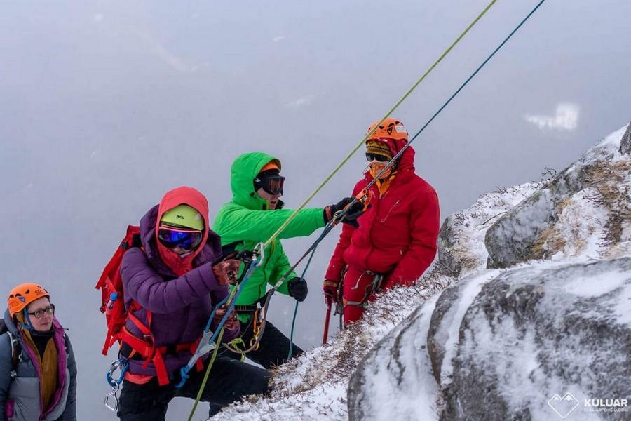 Школа альпинизма. Второй уровень