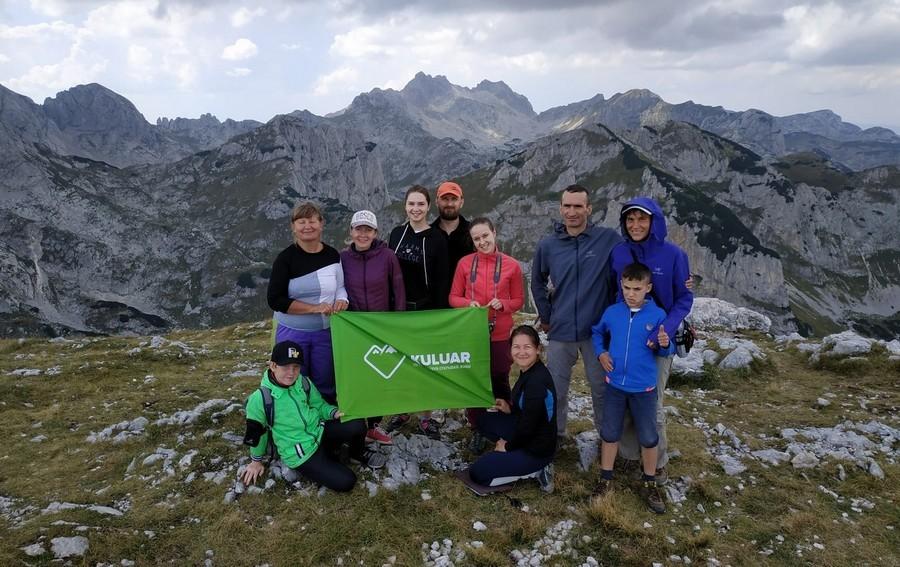 Поход по Чорногории – в домиках и налегке