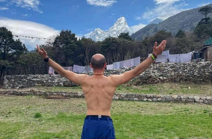 Тарас Поздний в Гималаях