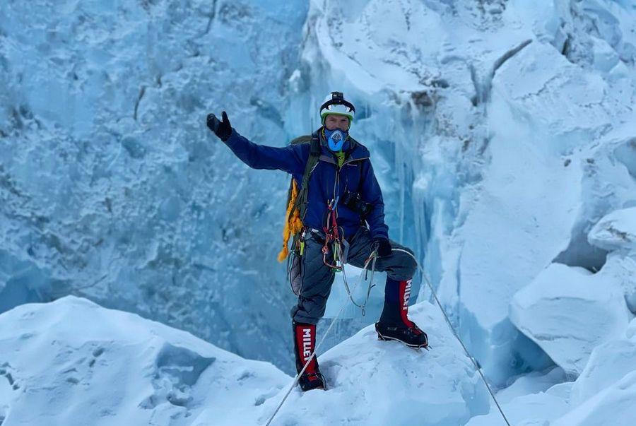 Новости экспедиции на Эверест и Лхоцзе