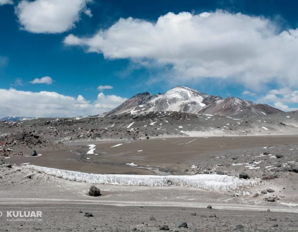 Восхождение на Охос-дель-Саладо